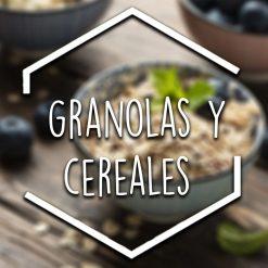 Granolas y cereales
