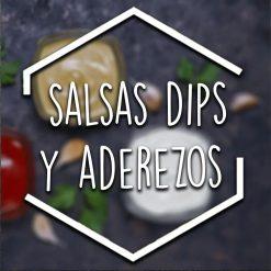 Salsas Dips y aderezos